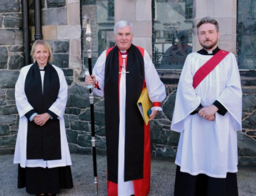 Ordination of Rev Elaine Pentland and Rev Andrew Orr